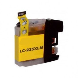 Compatible Ink  BROTHER LC225XL YELLOW
