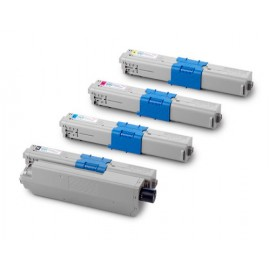 Compatible toner Oki C301, C321, MC332dn, MC342dn Black