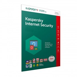 Kaspersky Internet Security Multi Device  (1 Licence-1 Year) - VERSION 2019 - Electronic License