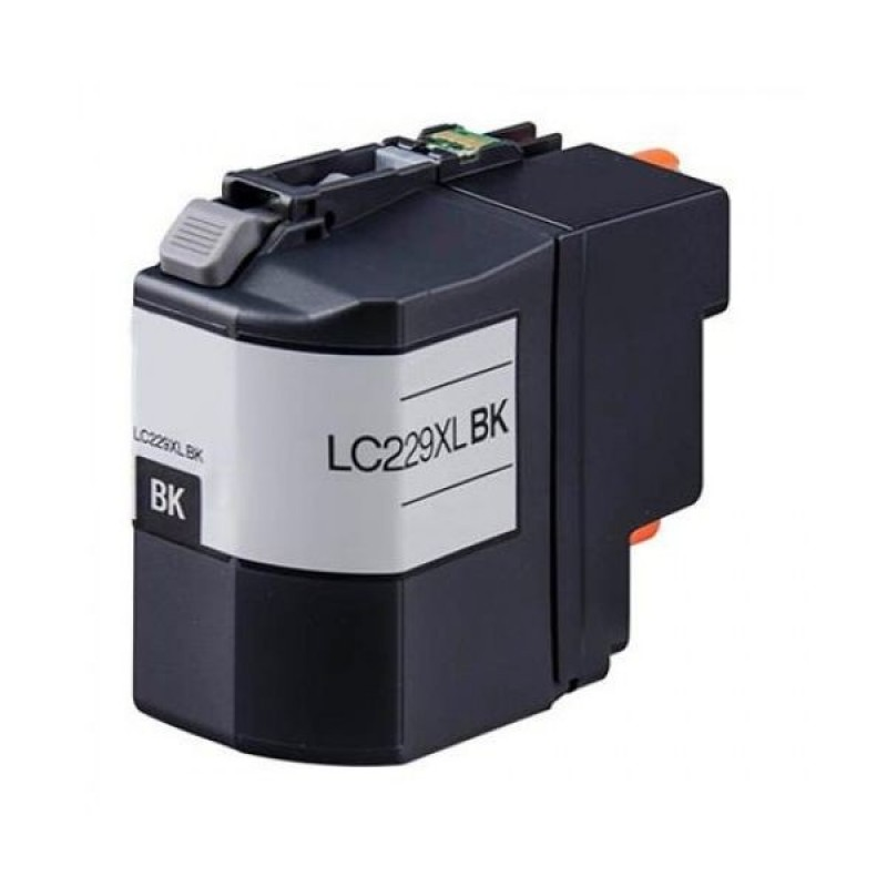 Compatible Ink  BROTHER LC229XL BLACK Compatible