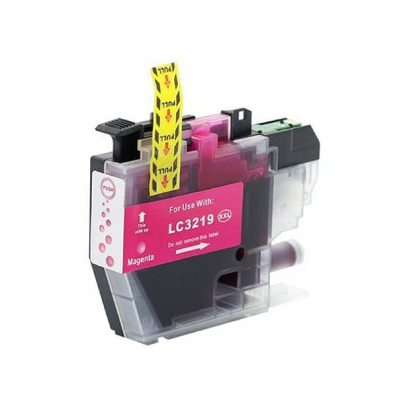 Compatible Ink  Brother LC3219xl Magenta