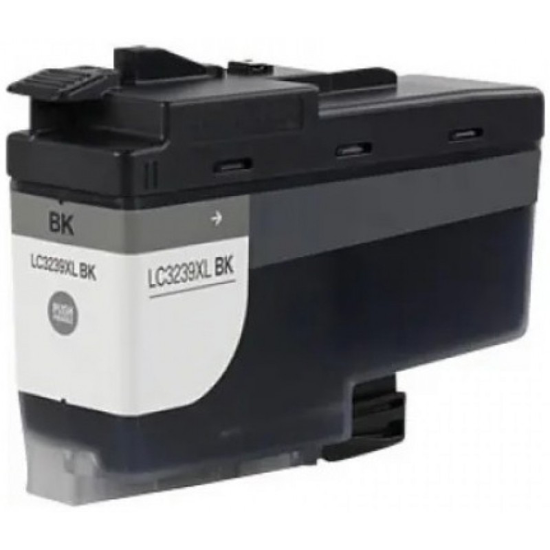 Compatible Ink Brother  LC3239xl  Black