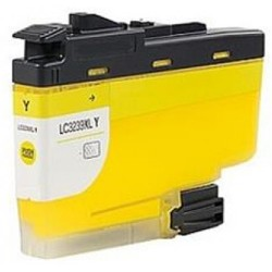 Compatible Ink Brother  LC3239xl  Yellow