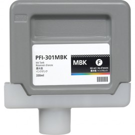 Compatible Ink Canon PFI-301MBK  (1485B001AA)