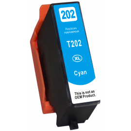 Compatible Ink EPSON T202XL Cyan