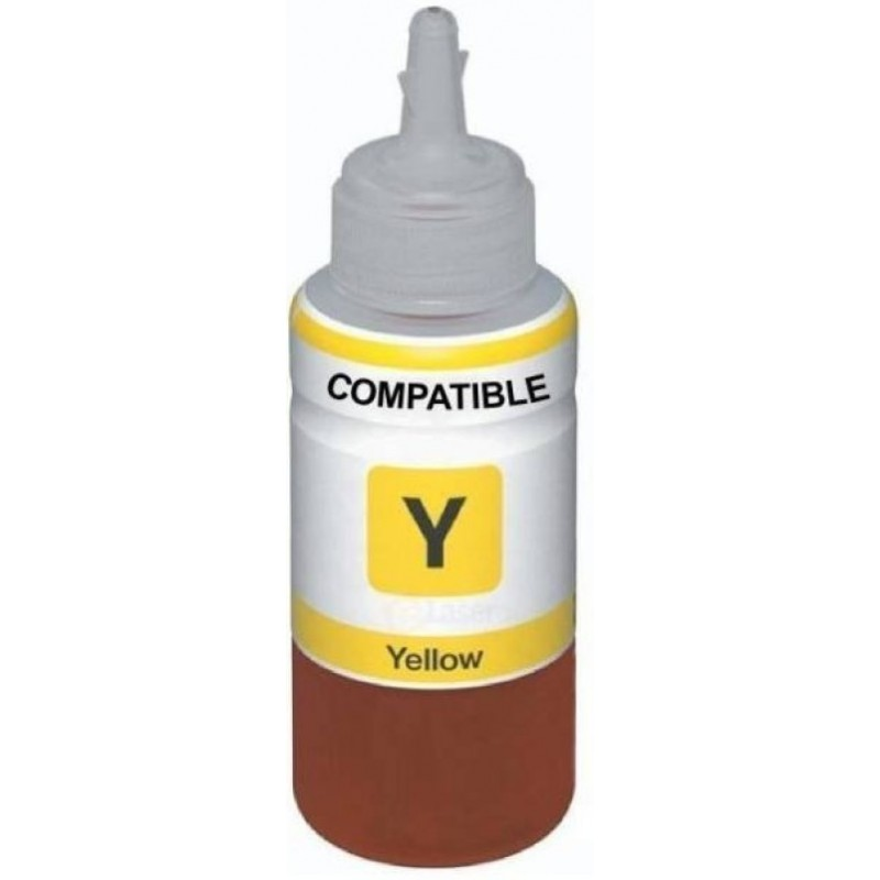 Compatible Ink HP GT52 Yellow (M0H56AE)