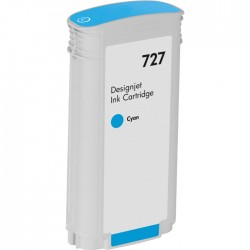 Compatible ink  HP 727 Cyan  (B3P19A)