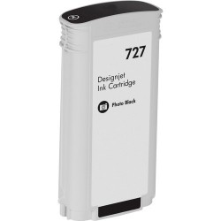 Compatible ink  HP 727 Photo Black  (B3P23A)