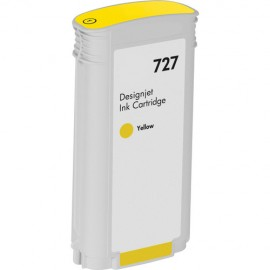 Compatible ink  HP 727 Yellow (B3P21A)