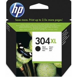 Original Ink HP HP 304XL N9K08AE black