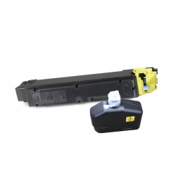 Compatible toner  Kyocera TK-5270 Yellow