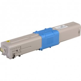 Compatible toner Oki C332dn, MC363 46508709 Yellow