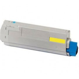 Compatible toner Oki MC760, MC770, MC780, 45396301 Yellow
