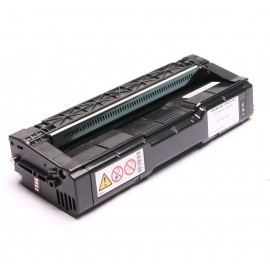 Compatible toner Ricoh SP C252 , 407724, BLACK