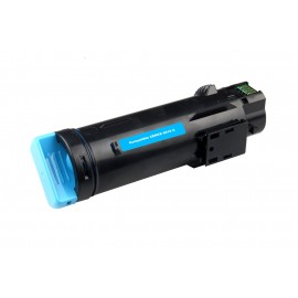 Compatible toner Xerox Phaser 6510/6515 Cyan, 106R03477, 2400 pages