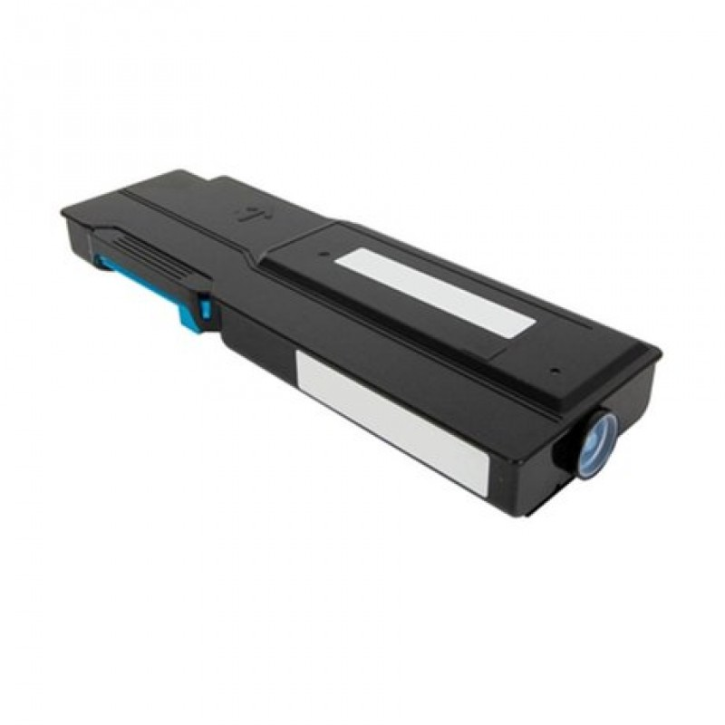 Compatible toner Xerox WorkCentre 6655 Cyan, 106R02744